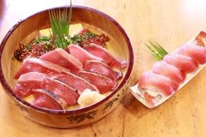 金寿司のカツオ三昧